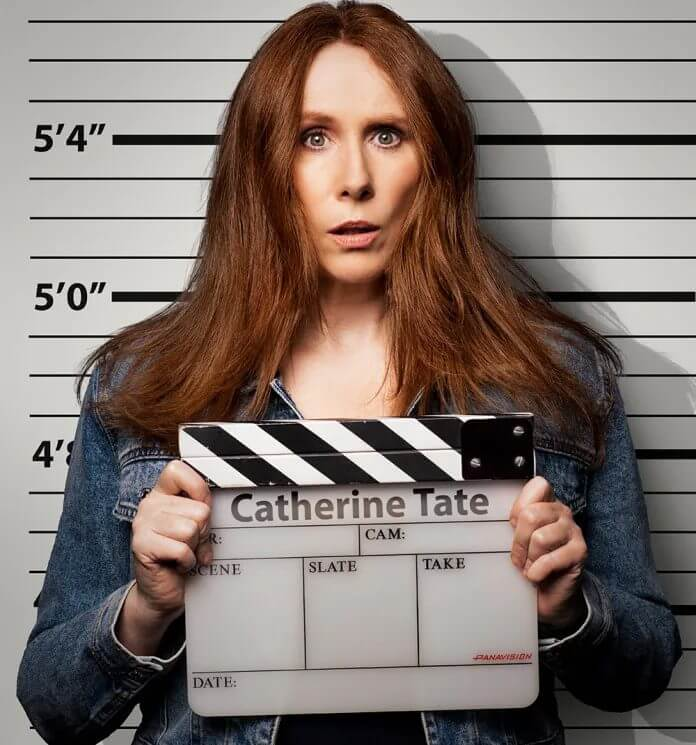 catherine tate in hard cell netflix