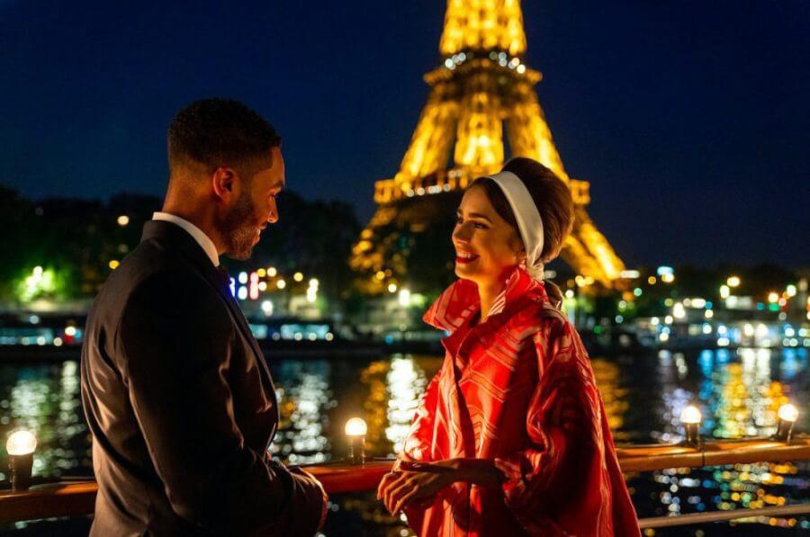 Emily In Paris Season 2 First Look