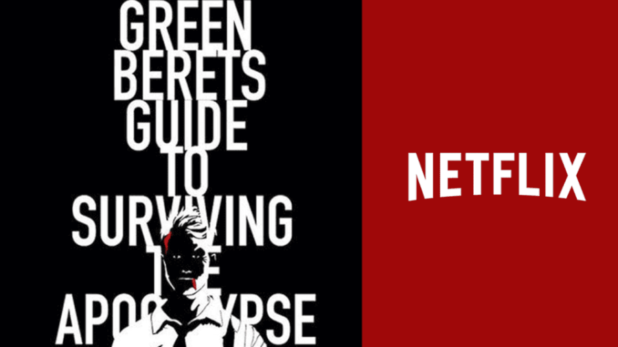 green berets guide to the survivng the apocalypse season 1