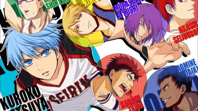 'Kuroko's Basketball' Season 3 is Coming to Netflix in September 2021 Article Teaser Photo