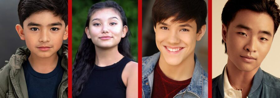 main cast for avatar the last airbender netflix