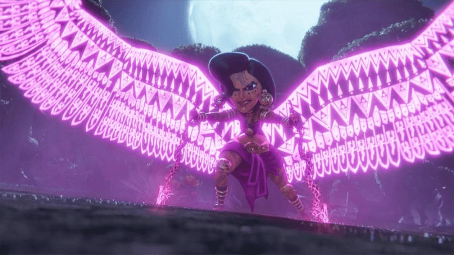 maya and the three netflix animated miniseries goddess