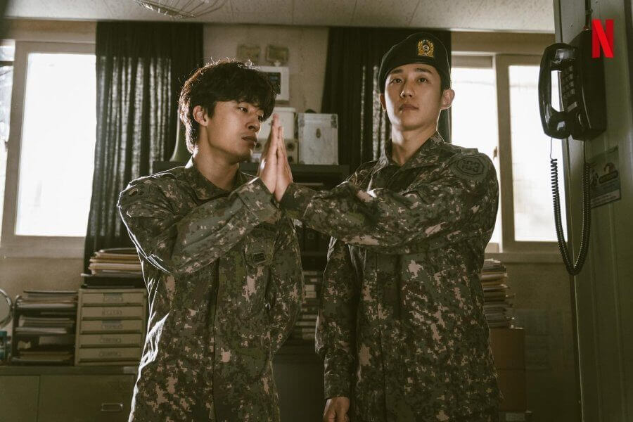 netflix k drama d.p. season 1 is coming to netflix in august 2021 military