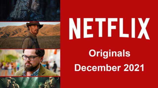 Netflix Originals Coming to Netflix in December 2021 Article Teaser Photo