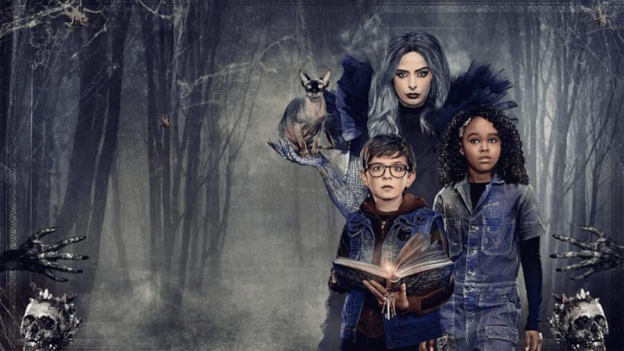 nightbooks horror fantasy netflix movie coming to netflix in september 2021