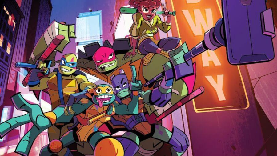 rise of the teenage mutant ninja turtles everything we know so far
