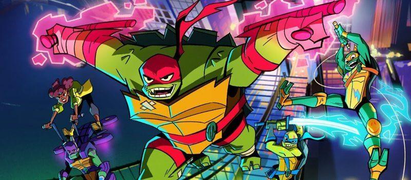rise of the teenage mutant ninja turtles netflix