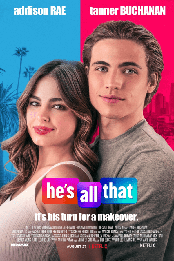 shes all that netflix movie poster