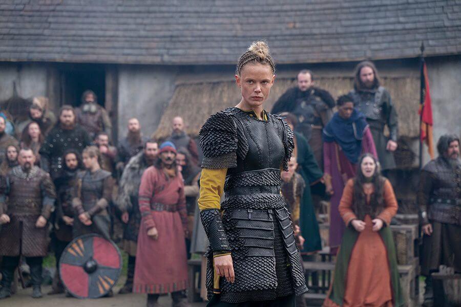 Vikings Valhalla First Look