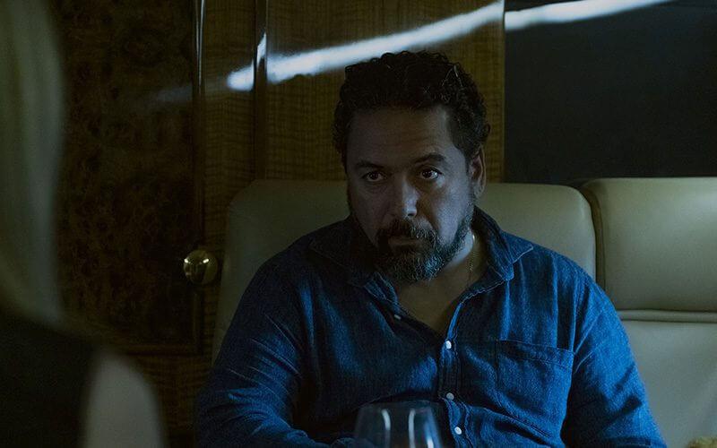 Felix Solis As Omar Navarro