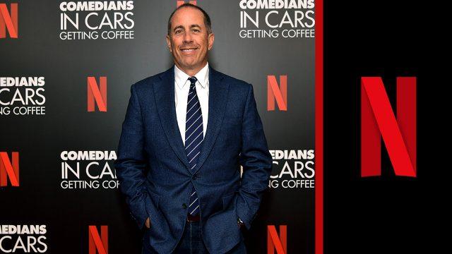 Jerry Seinfeld Netflix Movie Unfrosted