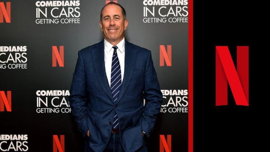 Jerry Seinfeld Netflix Película sin escarcha