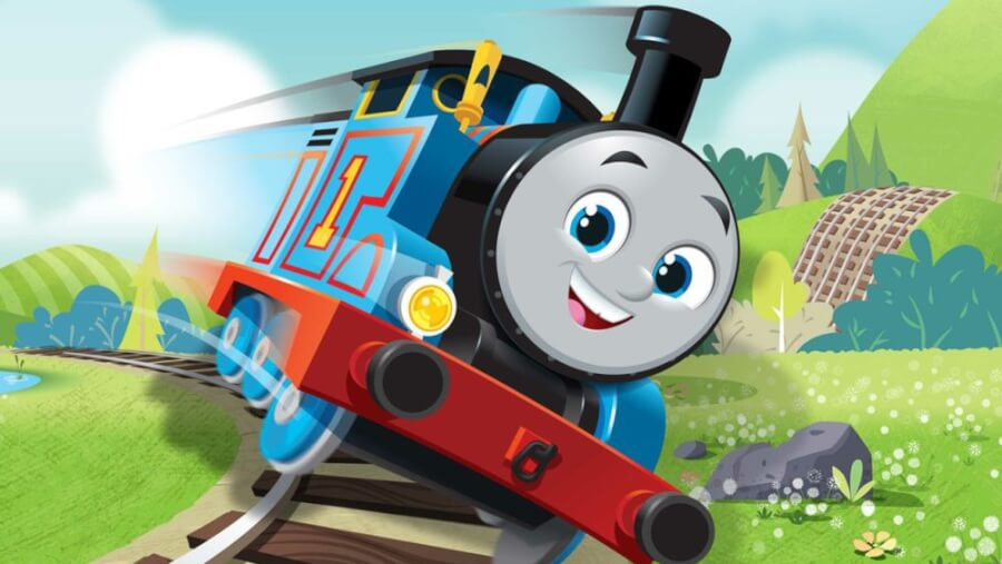 Thomas Friends All Engines Go Coming To Netflix October 2021