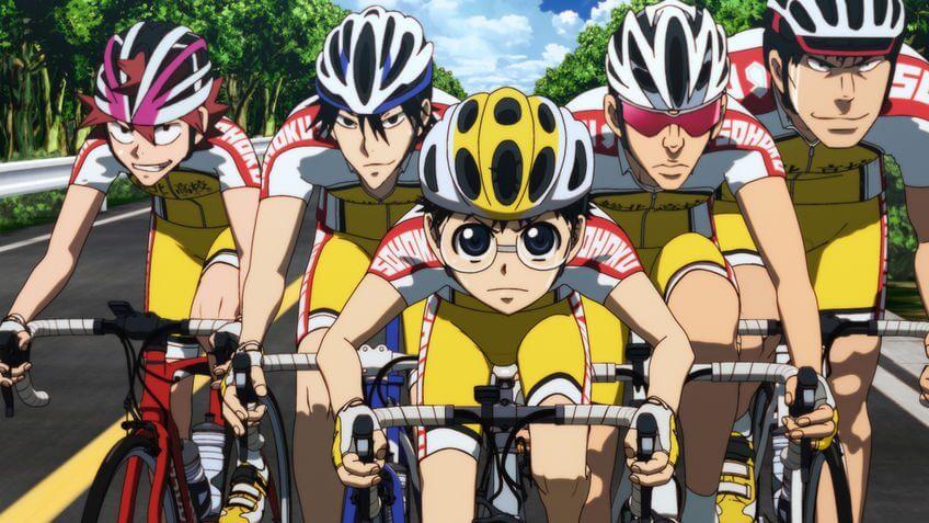Yowamushi Pedal Netflix Season 2