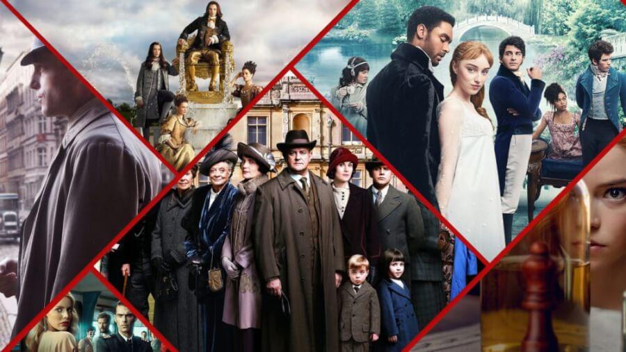 Best Period Drama Shows On Netflix