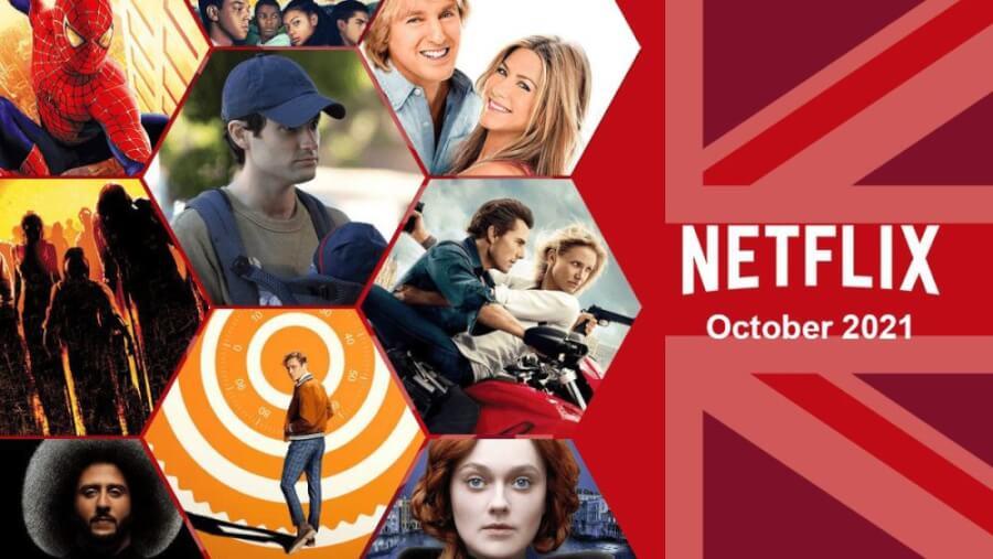 coming to netflix uk october 2021
