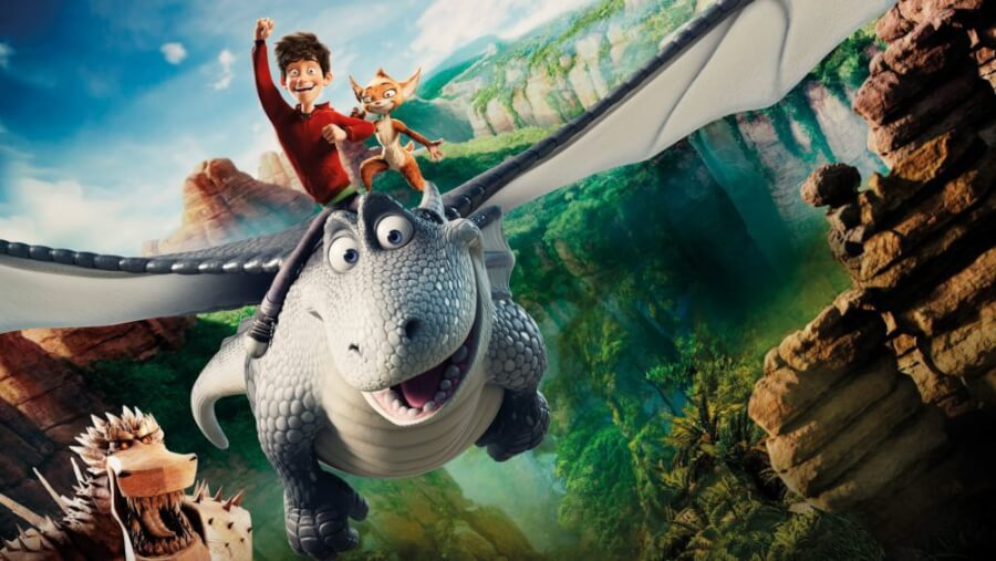 firedrake the silver dragon best new movie on netflix this week