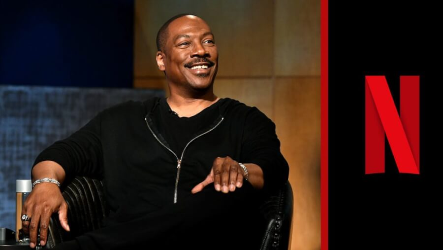Guess Who's Coming to Dinner - Eddie Murphy