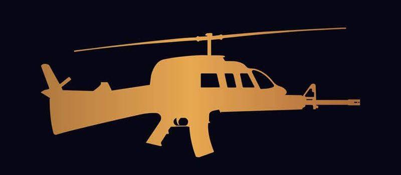 Helicopter Heist Netflix