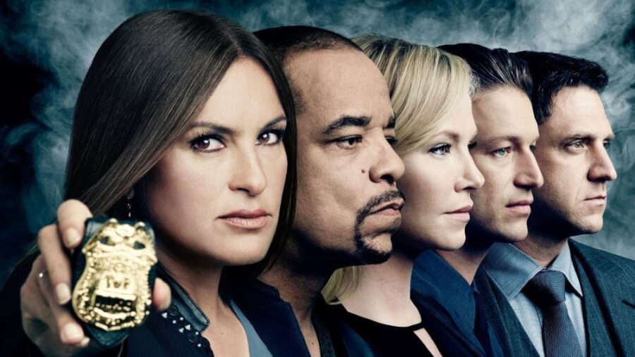 Is Law And Order Svu On Netflix