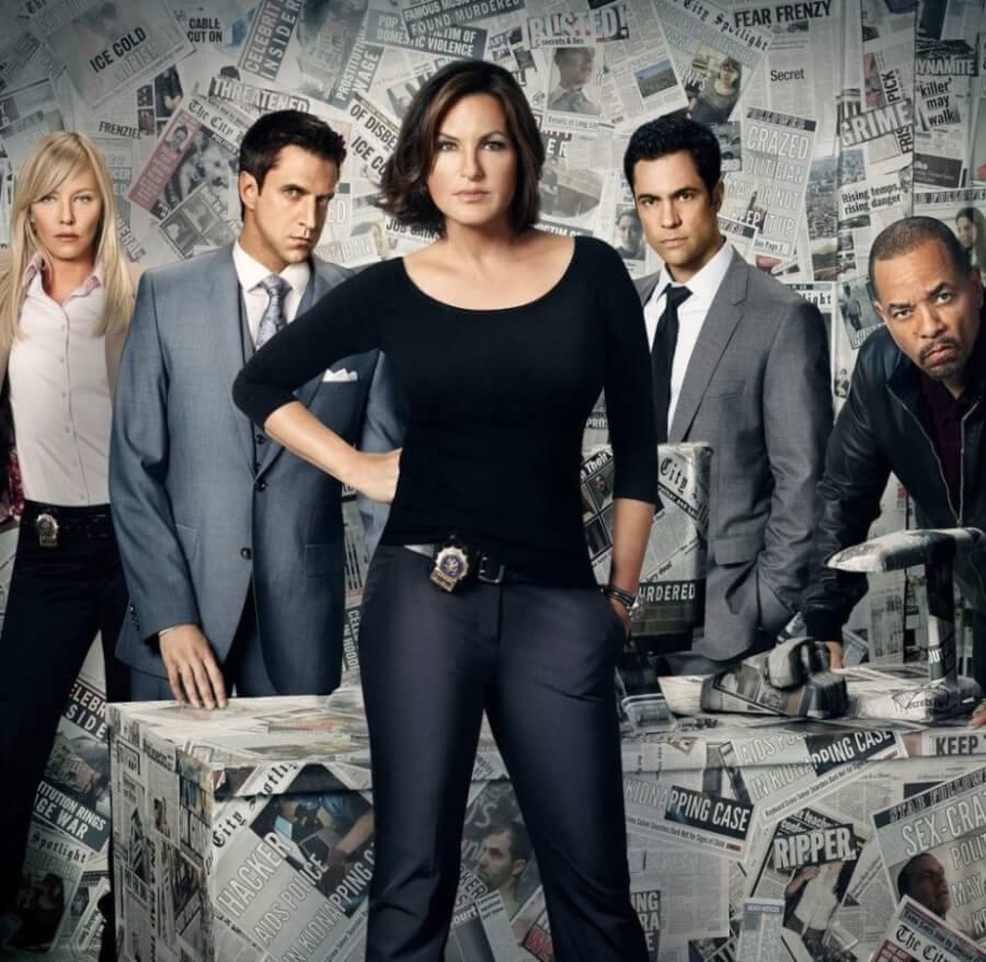 Law And Order Svu Netflix