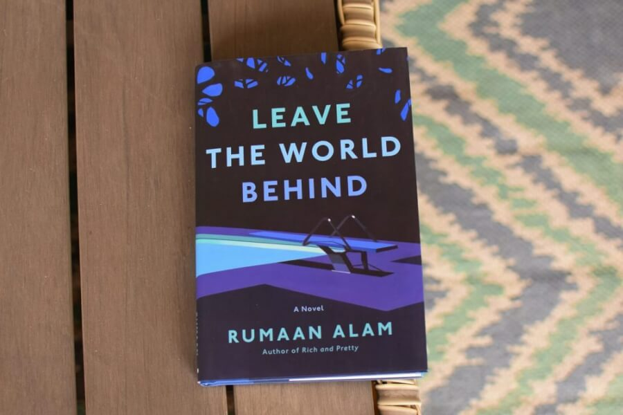 leave the world behind review book club chat