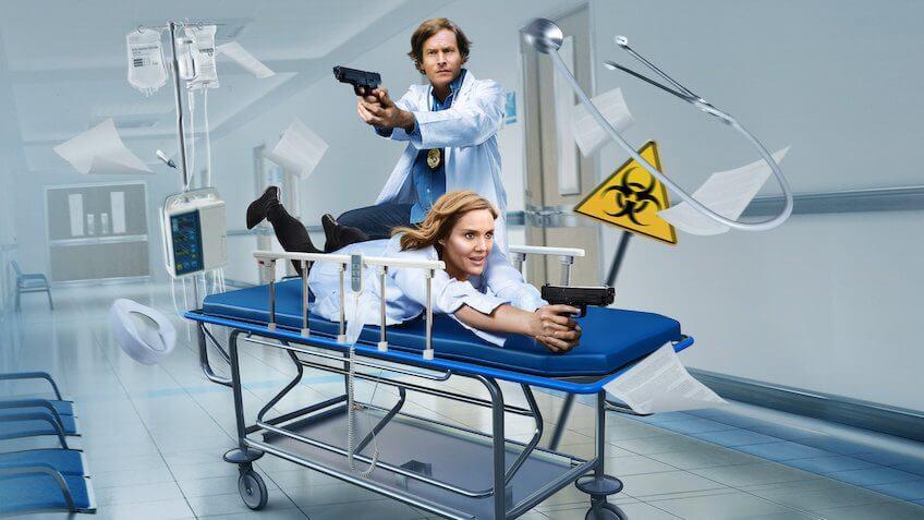 medical police season 2 has netflix renewed or canceled