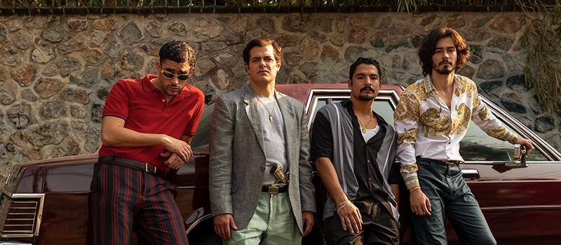 Narcos Mexico Season 3 Netflix November 2021
