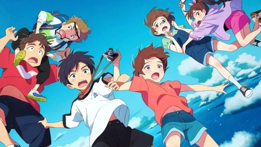Netflix Anime Movie 'Drifting Home': Coming to Netflix in 2022 & Everything We Know So Far