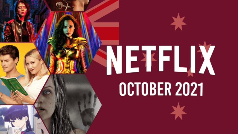 Netflix Coming Soon Aus October 2021