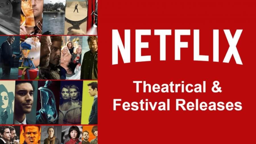 netflix theatrical festival debuts