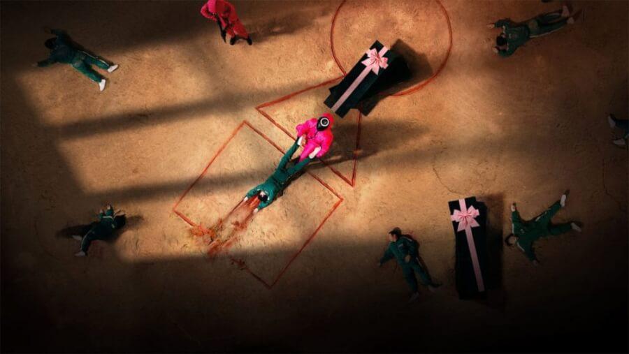 Netlfix K Drama Squid Game Season 2