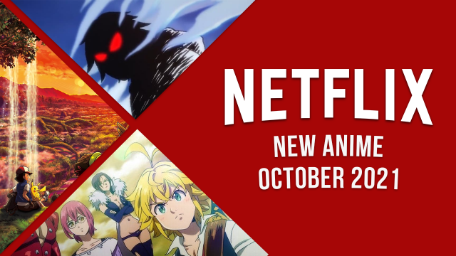 New Anime on Netflix in October 2021 Article Teaser Photo