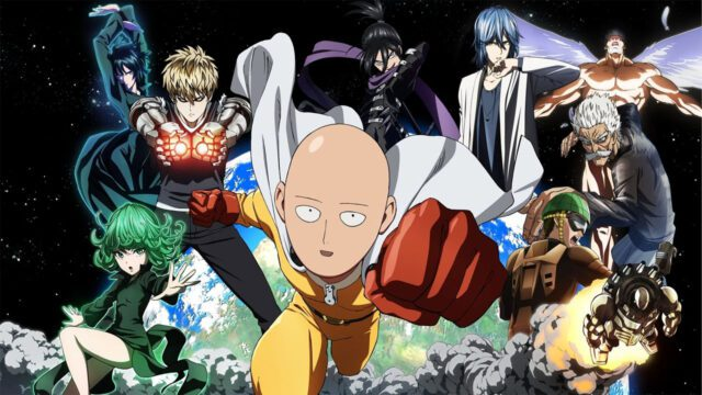 'One Punch Man' Leaving Netflix US in October 2021 Article Teaser Photo