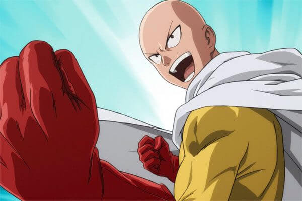 One Punch Man Leaving Netflix Us In October 2021 Saitama 1