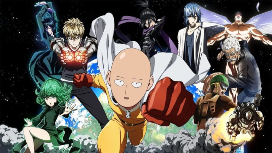 One Punch Man Leaving Netflix Us In October 2021