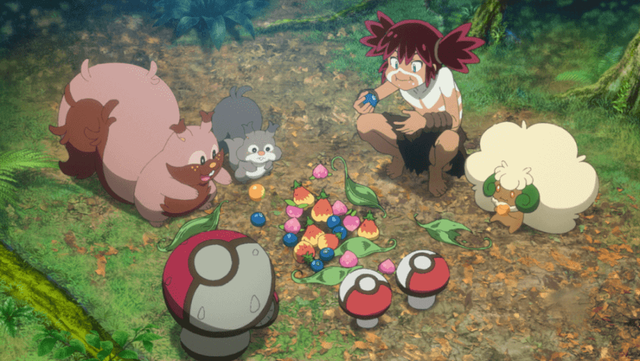 pokemon the movie secrets of the jungle netflix koko