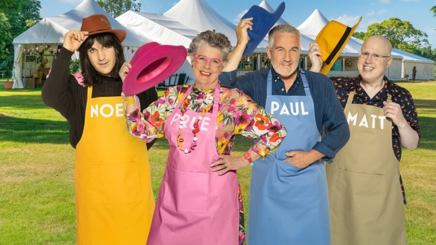 The Great British Baking Show New On Netflix September 24th 2021