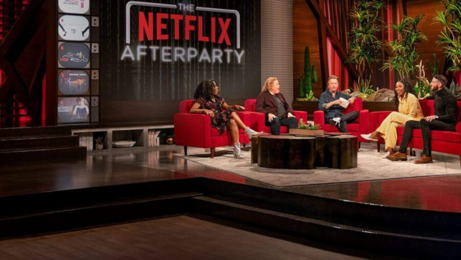 The Netflix Afterparty Netflix