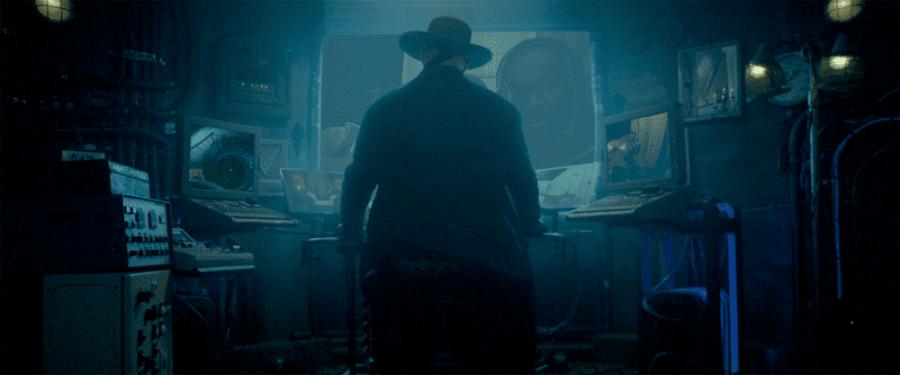 la sala de control del enterrador escapar del enterrador especial interactivo de netflix