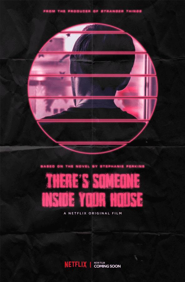 hay alguien dentro de tu casa tráiler de netflix