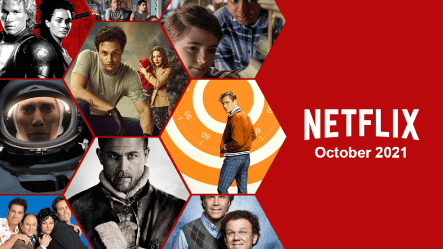 Whats Coming To Netflix October 2021