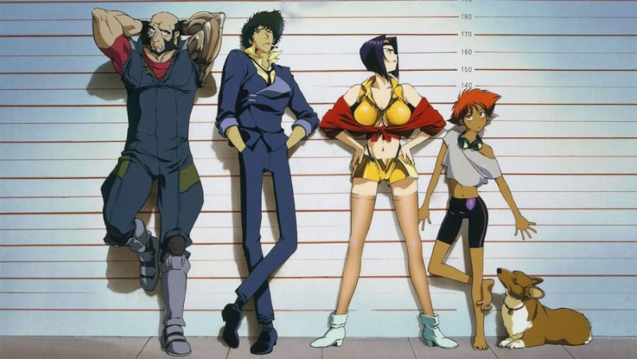 All 26 Episodes Of Cowboy Bebop Are Coming To Netflix In October 2021