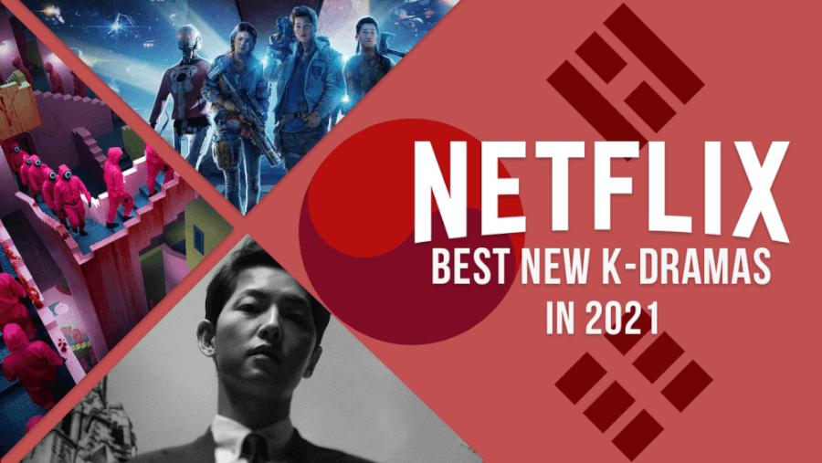Best New K Dramas On Netflix In 2021 So Far 1