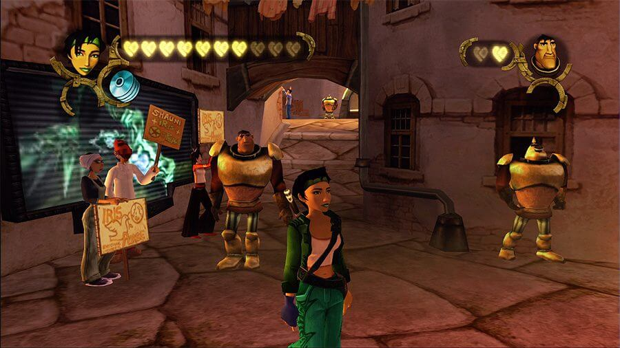 Beyond Good And Evil Video Game