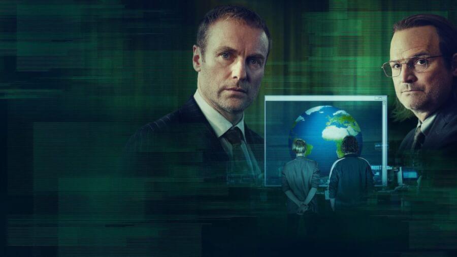 Billion Dollar Code New On Netflix October 9th