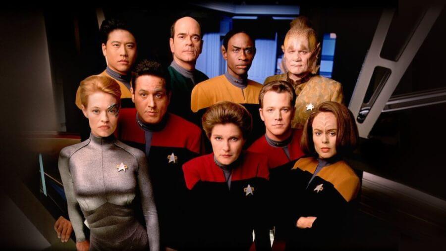 Classic Stark Trek Remains On Netflix Internationally