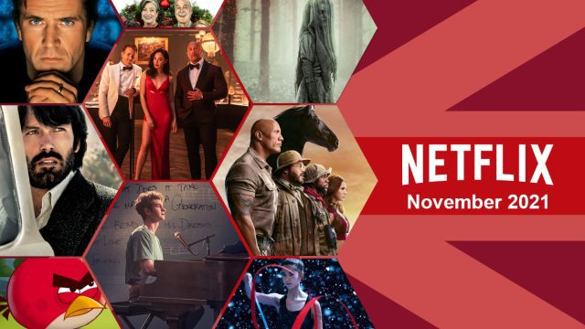 What's Coming to Netflix UK in November 2021 Article Teaser Photo