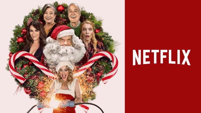 Father Christmas Is Back Netflix November 2021