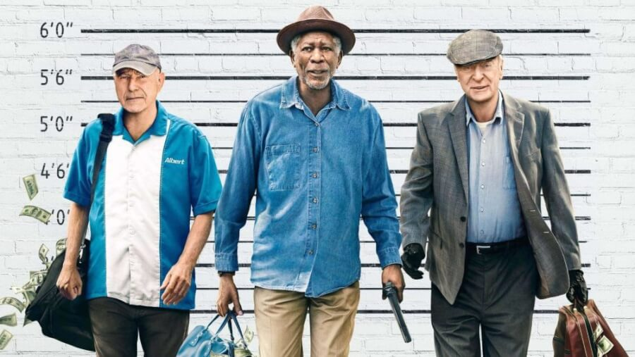 Going In Style New On Netflix October 11th 2021
